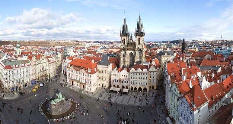 טיולים מאורגנים לצ'כיה